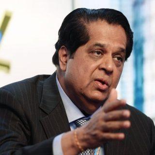 Президент Нового банка развития БРИКС Кундапур Ваман Каматх