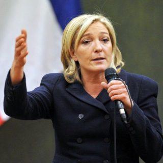 Марин Ле Пен объединяет всех евроскептиков
