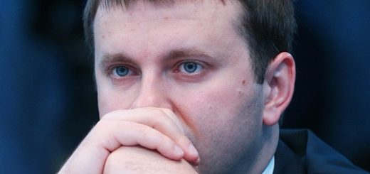 министр экономики Максим Орешкин