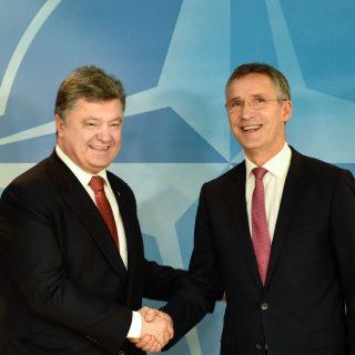 В НАТО не рассматривают возможность интеграции Украины.