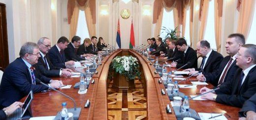 Беларусь и Сербия подписали дорожную карту по развитию сотрудничества