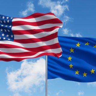 В 2016 году ВВП 19 входящих в еврозону стран увеличился на 1,7%, а ВВП США — только на 1,6%.