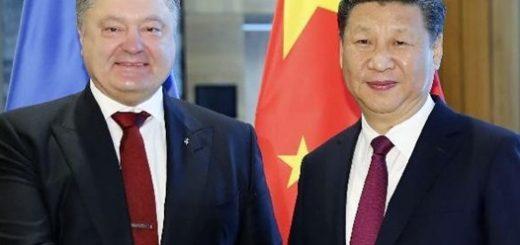 Украина надеется на привлечение Китая к процессу урегулирования в Донбассе.