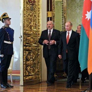 В 2017 году Россия сосредоточится на укреплении СНГ