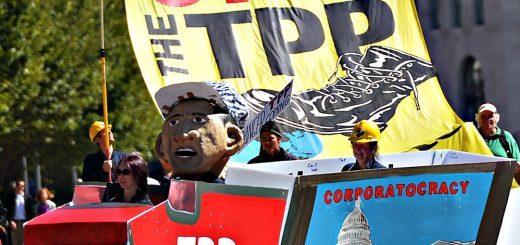 К чему приведет выход США из ТТП