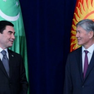Товарооборот между Киргизией и Туркменией в 2016 году составил $16 млн