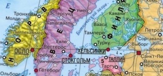 Прибалтика для России