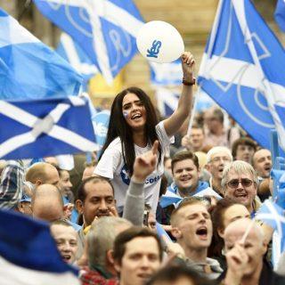 Шотландия начинает подготовку к новому референдуму о независимости