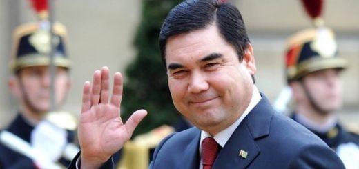 Гурбангулы Бердымухамедов переизбран президентом Туркменистана