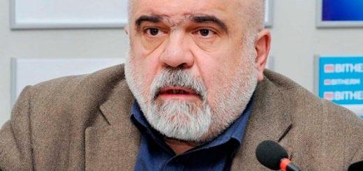Директор «Института Кавказа», политолог Александр Искандарян.