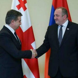 Премьер-министр Армении ездил в Грузию за альтернативой