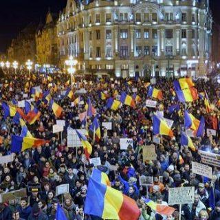 Протесты в Румынии продолжаются с 31 января