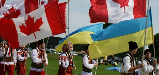 Канада и Украина
