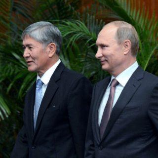 Блицвизит Владимира Путина в три республики Центральной Азии – Казахстан, Таджикистан и Киргизию