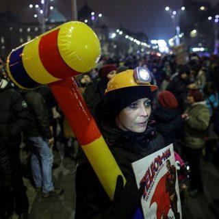 Три недели, которые потрясли Румынию
