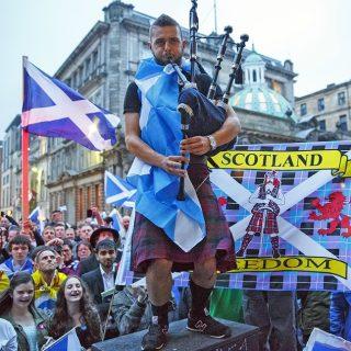 Как шотландцы отнесутся к новому референдуму о независимости