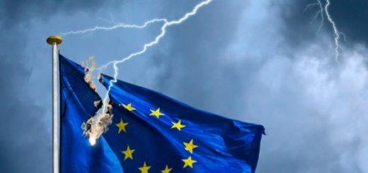 Раскол в Евросоюзе