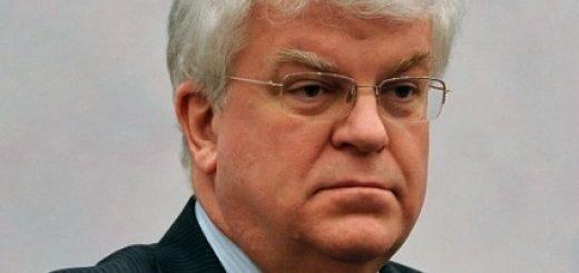 Постоянный представитель России при Евросоюзе Владимир Чижов