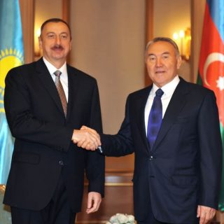 Президент Казахстана Нурсултан Назарбаев планирует посетить Азербайджан