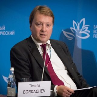 Директор Центра комплексных европейских и международных исследований ВШЭ Тимофей Бордачев.