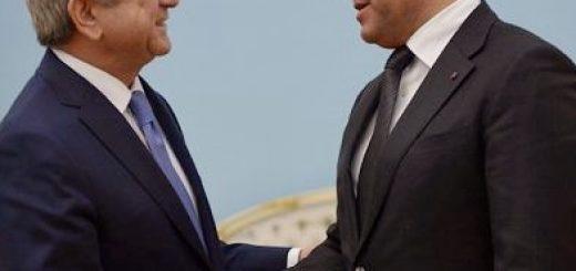 Состоялся визит спикера Госдумы Вячеслава Володина в Армению.