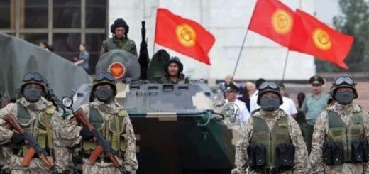 Китай предоставит армии Киргизии помощь на 830 млн рублей