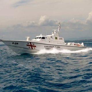 Неподалеку от грузинского портового города Поти может появиться база береговой охраны НАТО.