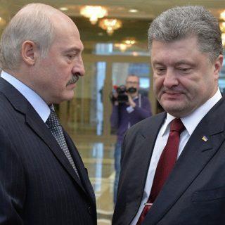 дипломатические отношения Белоруссии и Украины