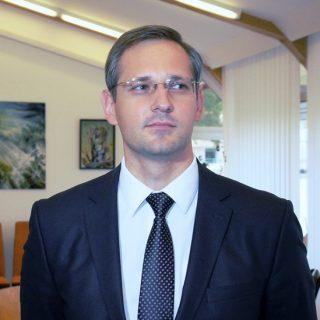 Глава МИД ПМР Виталий Игнатьев