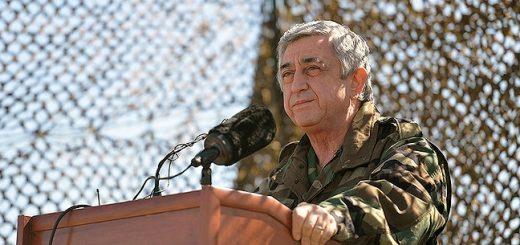 Саргсян: безопасность Армении и Нагорного Карабаха - наша проблема №1