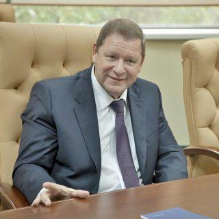 Министр промышленности и сельского хозяйства Евразийской экономической комиссии Сергей Сидорский