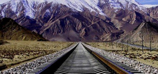 потенциал железных дорог Центральной Азии