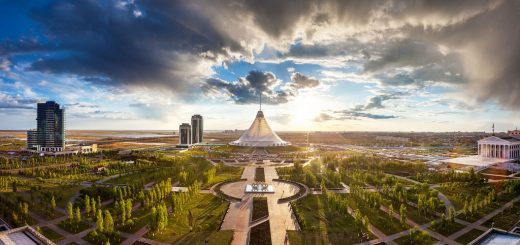 Kazakhstan May Determine Asia's Future. So Why Isn't America Paying Attention?