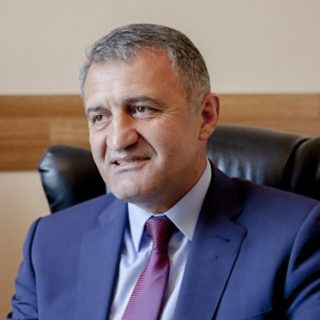 Новый президент Южной Осетии Анатолий Бибилов