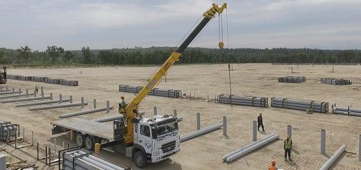Китайская СРЕСС примет участие в строительстве Амурского ГПЗ