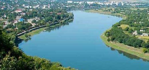 Из-за Украины Кишинев может остаться без воды.