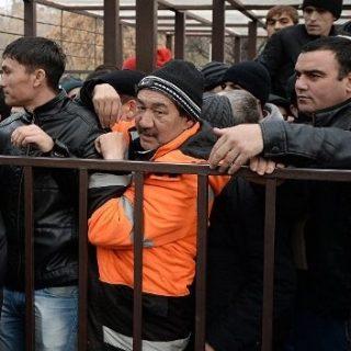 Амнистия для трудовых мигрантов из Таджикистана