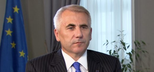 Посол Европейского союза в России Вигаудас Ушацкас.