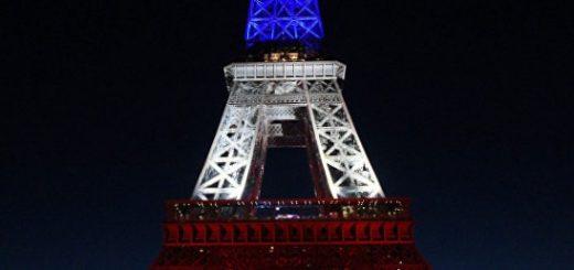 Борьбу за пост президента Франции продолжат Макрон и Ле Пен