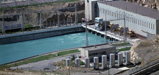 ГЭС в Узбекистане