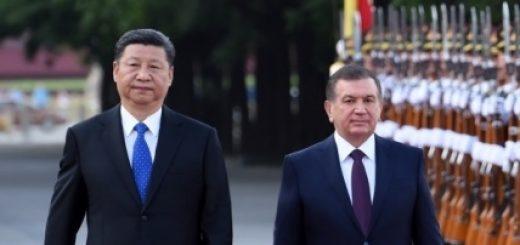 Узбекистан и Китай подписали соглашения на $23 млрд