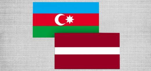 Азербайджан и Латвия
