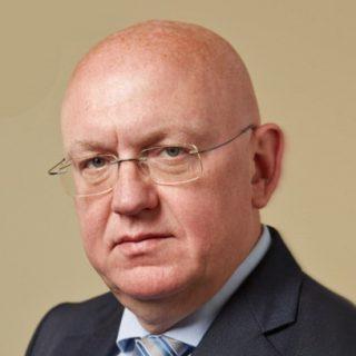 Заместитель министра иностранных дел РФ Василий Небензя