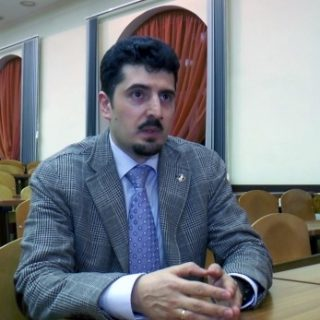 Директор Института всеобщей истории РАН Михаил Липкин