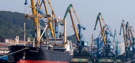 порт Находки