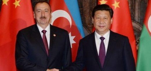 Алиев и Си Цзиньпин