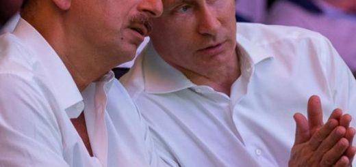 Алиев и Путин