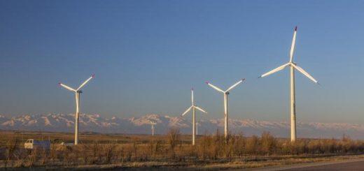 Ветряная энергетика Казахстана