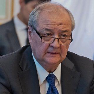 Министр иностранных дел Узбекистана Абдулазиз Камилов