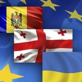 Молдавия, Грузия и Украина